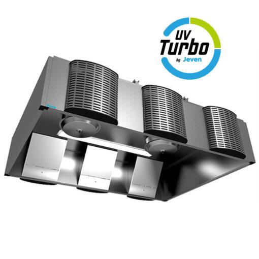 UV-Turbokåpor fettreducering